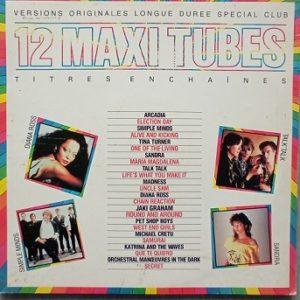 12 Maxi Tubes Lp 33t ( Compilation ) Vinyle