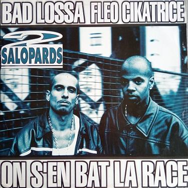 2 Salopards – On S'en Bat La Race Maxi 45T Vinyle
