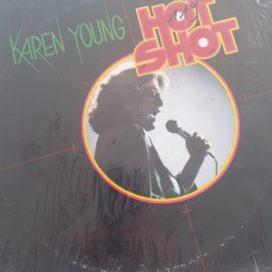 Karen Young - Hot Shot (LP) Vinyle