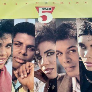 Five Star - Rain or Shine (Maxi 45t) Vinyle