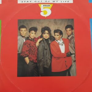 Five Star - Stay Out Of My Life (Maxi 45t) Vinyle