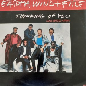 Earth, Wind + Fire - Thinking Of You (Maxi 45t)