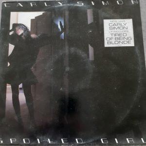 Carly Simon - Spoiled Girl (LP)