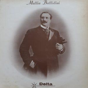 Mattia Battistini - An Historical Recording (33t)