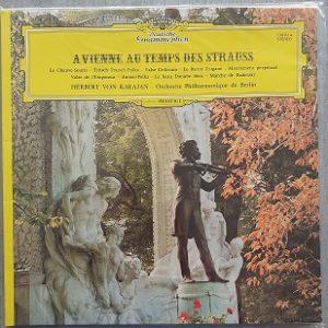 A Vienne Au Temps Des Strauss (33t) Vinyle