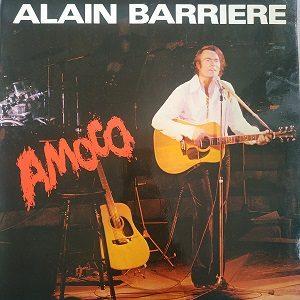 Alain Barriere – Amoco Vinyle Face