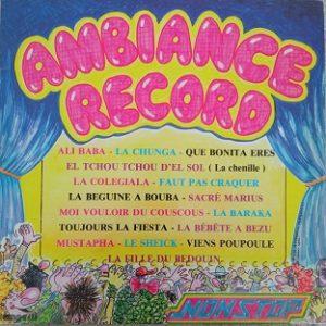Ambiance Records Lp 33t Compilation Vinyle