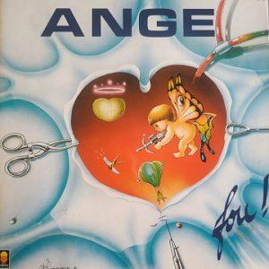 Ange – Fou ! LP 33T Vinyle