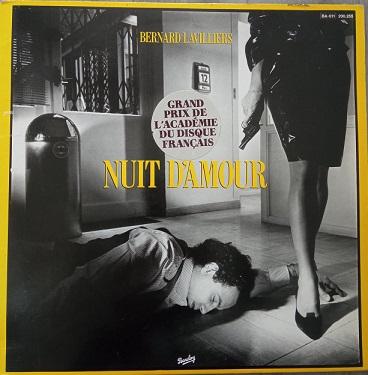 Bernard Lavilliers – Nuit D'amour Lp 2x33t Vinyle
