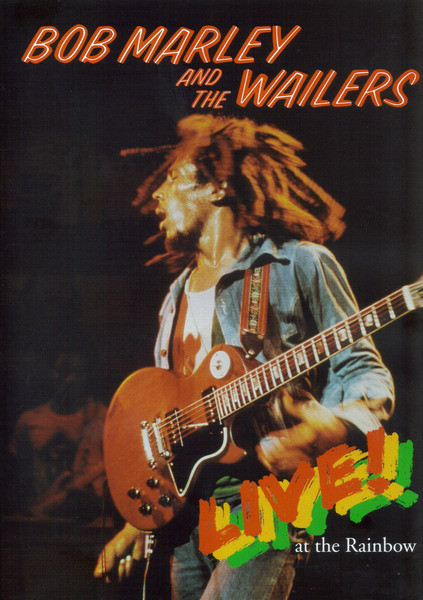 Bob Marley And The Wailers – Live! At The Rainbow (DVD)