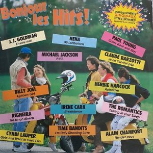 Bonjour Les Hits-Compilation 33t Vinyle