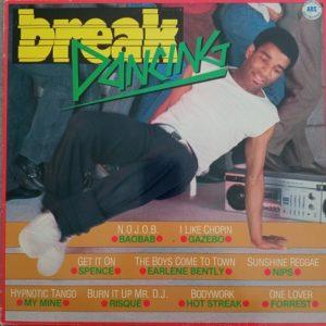 Break Dancing Lp 33t Vinyle