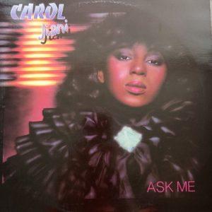 Carol Jiani – Ask Me Lp 33t Vinyle