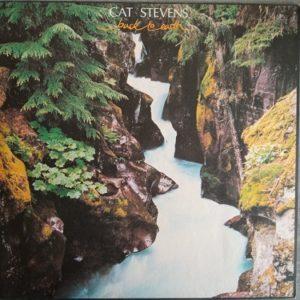 Cat Stevens – Back To Earth Lp 33t Vinyle