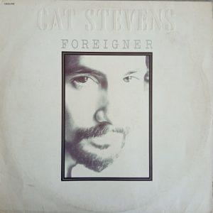 Cat Stevens – Foreigner Lp 33t Vinyle