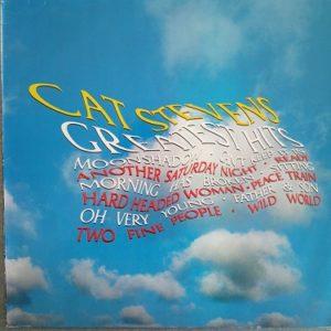 Cat Stevens – Greatest Hits Lp 33t Compilation Vinyle