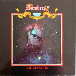 Cat Stevens – Numbers Lp 33t Vinyle