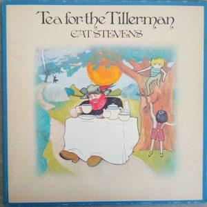 Cat Stevens – Tea For The Tillerman Lp 33t Vinyle