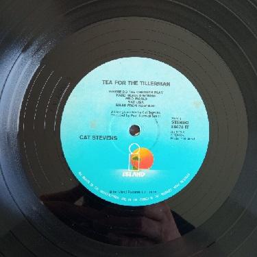 Cat Stevens – Teaser And The Firecat Lp 33t Vinyle