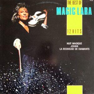 Catherine Lara – The Best Of Magic Lara Lp 33t Vinyle