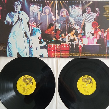 Cerrone – En Concert Lp 2x33t Vinyle