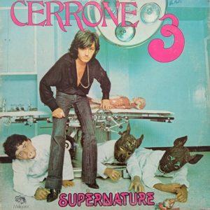Cerrone – Cerrone 3 - Supernature Lp 33t Vinyle