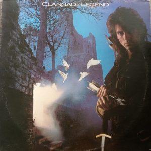 Clannad – Legend Lp 33t Vinyle