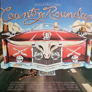 Country Roundup - 20 Country Classics Lp 33T (Compilation) Vinyle