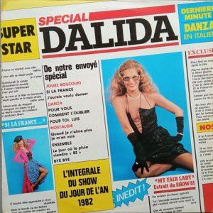 Dalida – Special Dalida Lp 33t Vinyle