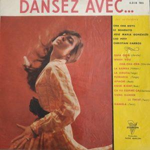 Dansez Avec ... (Compilation) 78T Vinyle