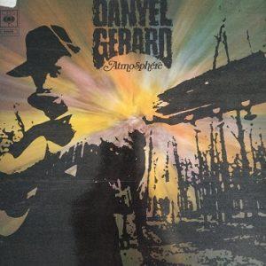 Danyel Gérard – Atmosphère Lp 33t Vinyle