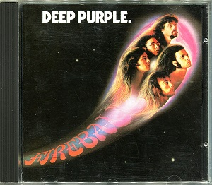 Deep Purple ‎– Fireball Album (CD)