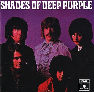 Deep Purple ‎– Shades Of Deep Purple Album (CD)