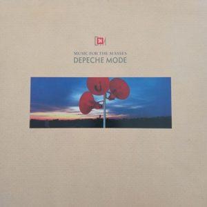 Depeche Mode – Music For The Masses Lp 33t Vinyle