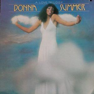 Donna Summer – A Love Trilogy LP 33t Vinyle