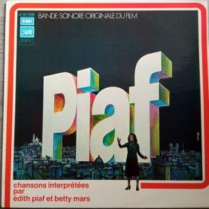 Edith Piaf & Betty Mars – Piaf (B.O) Lp 33t Vinyle