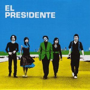 El Presidente – El Presidente Album (CD)