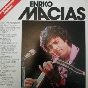 Enrico Macias – Enregistrements Originaux - (3xLP)