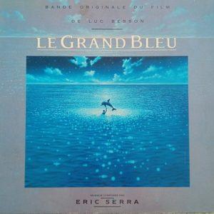 Eric Serra – Le Grand Bleu (Bande Originale Du Film) Lp 33t Vinyle