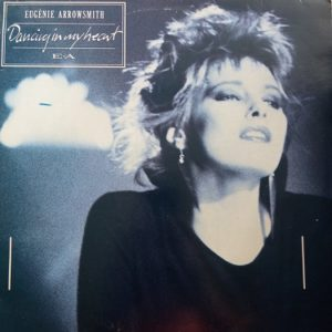 Eugenie Arrowsmith ‎– Dancing In My Heart Maxi 45t Vinyle