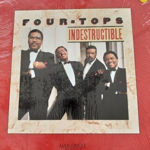 Four Tops-Indestructible Maxi45t Vinyle