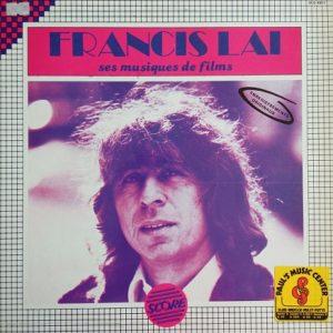 Francis Lai – Ses Musiques De Films Lp 33t Vinyle