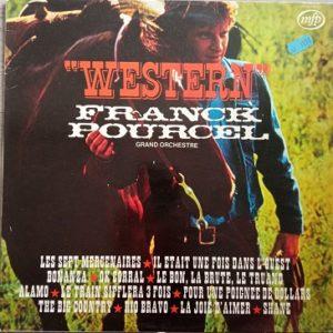 Franck Pourcel Grand Orchestre – Western Lp 33t Vinyle