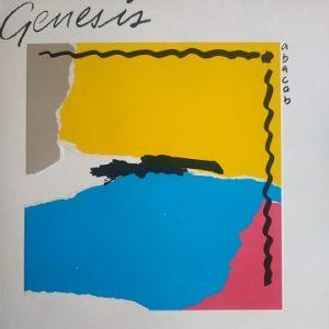 Genesis – Abacab LP 33T Vinyle