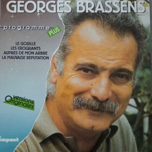 Georges Brassens – Volume 1 Lp 33t Vinyle