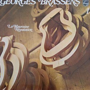 Georges Brassens – 1 - La Mauvaise Réputation Lp 33t Vinyle