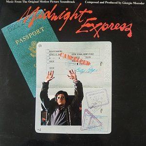 Giorgio Moroder – Midnight Express (B.O) 33T Vinyle