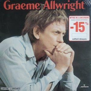 Graeme Allwright – Le Jour De Clarté (Compilation) 3X33T face