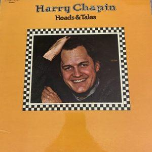 Harry Chapin – Heads & Tales Lp 33t Vinyle