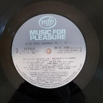 VariousHits Des Années 60 (3xLP) Vinyle